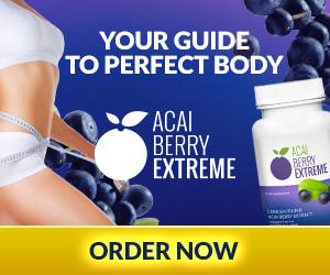 Acai Berry Extreme - acai marjoja