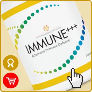 Immune+++ - immuunijärjestelmä