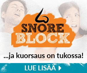 SnoreBlock - nukkuva